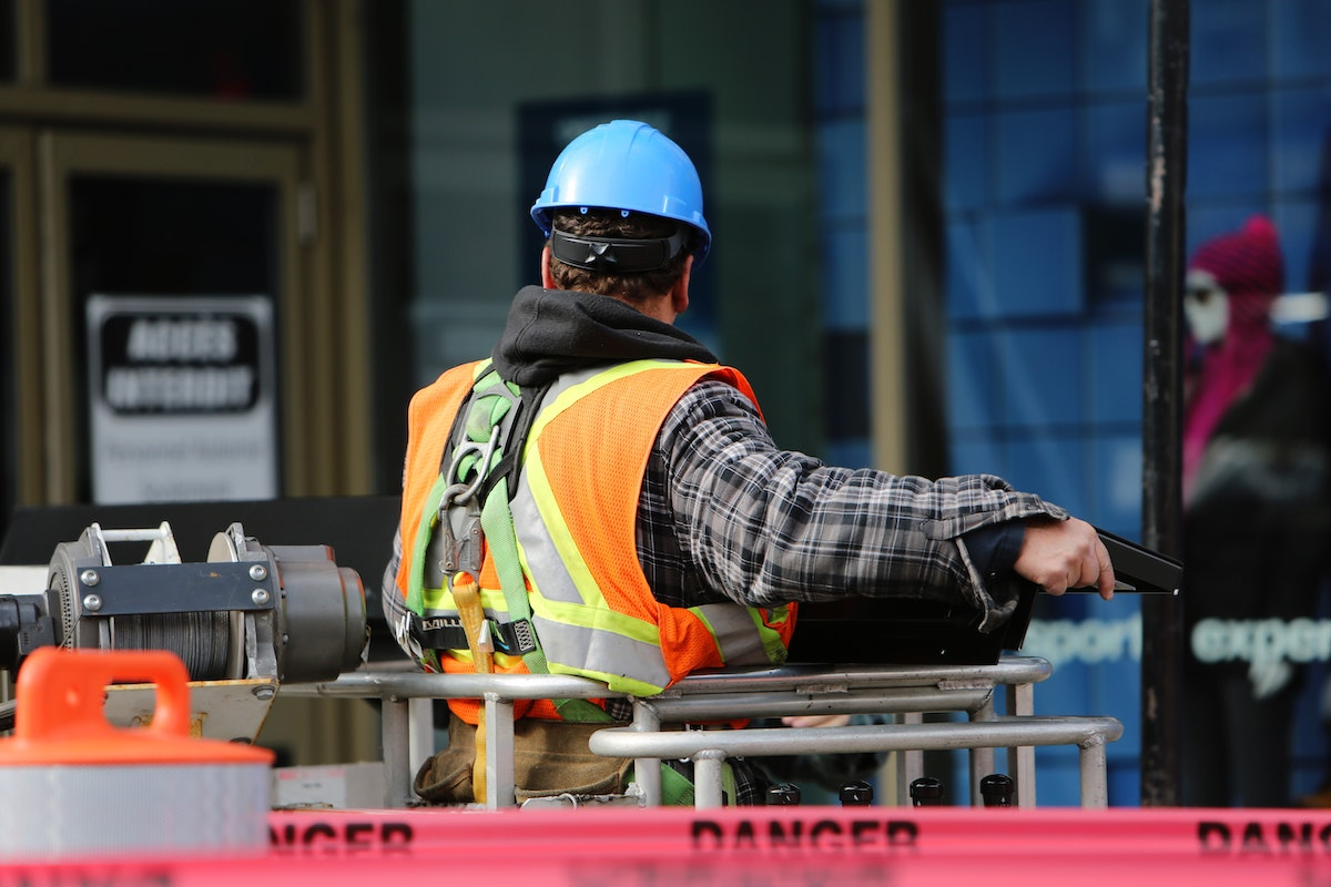 Arbeitssicherheit im Industrieunternehmen