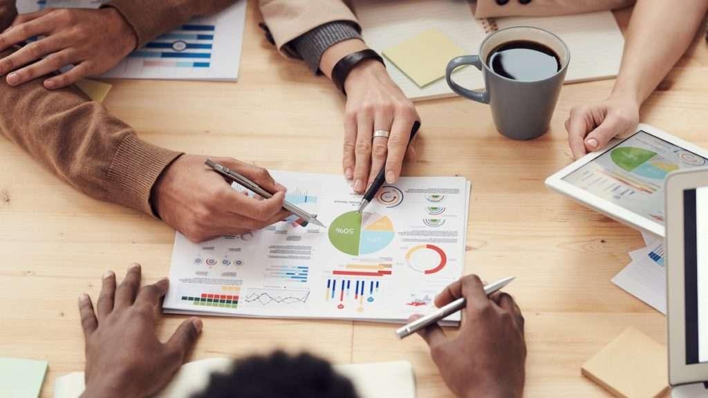 Erstellung eines Businessplanes